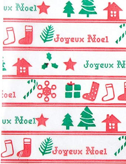TOYANDONA 500 Pezzi di Carta da imballaggio per torroncini addensano Divertenti Confezioni di Zucchero per Natale Forniture Caramelle per imballaggio Carta per Matrimonio Compleanno Natale