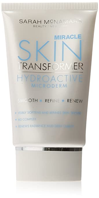 Miracle Skin Transformer Hydroactive Microderm Exfoliating Cream for Unisex, 1.7 Ounce