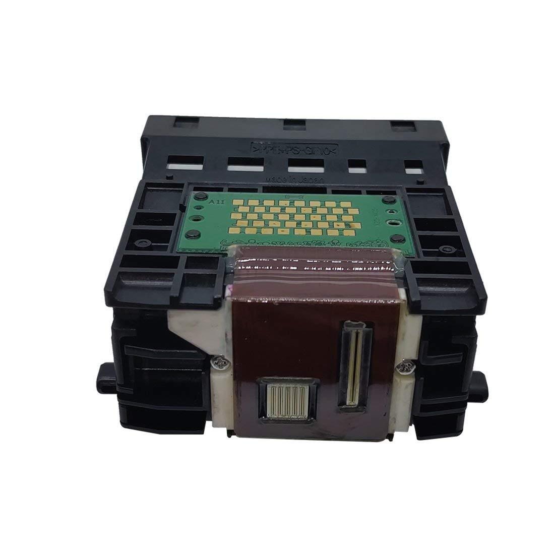WEIHAN para Canon Qy6-0045 Boquilla/Cabezal de impresión Pixus ...