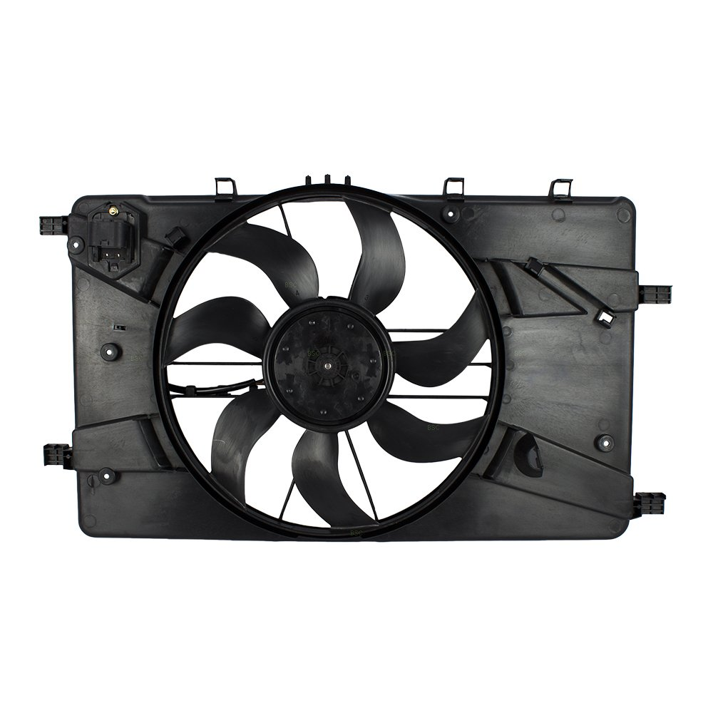 Cooling Fan Motor Assembly Replacement for Chevrolet Cruze Cruze Limited Buick Verano 13427161 674-01012 AUTOANDART