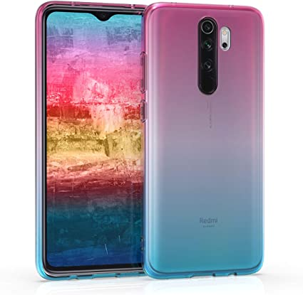 kwmobile Funda Compatible con Xiaomi Redmi Note 8 Pro: Amazon.es ...