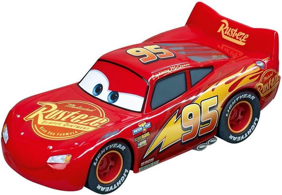 Carrera 64082 Go Disney Pixar Cars 3 Lightning Mcqueen Slot Car Racing Vehicle 20064082 Toys Games