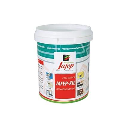 Latex 4 Concentrado Jafep Kil Vinílica Jafep Litros Cola De Amazon aHwqf