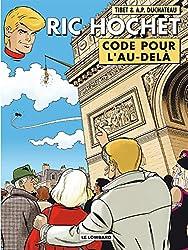 Ric Hochet - tome 75 - Code pour l'au-delà