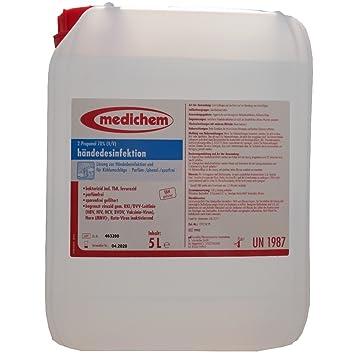 Sterillium Hygiene Haendedesinfektion Desinfektionsmittel 5000ml