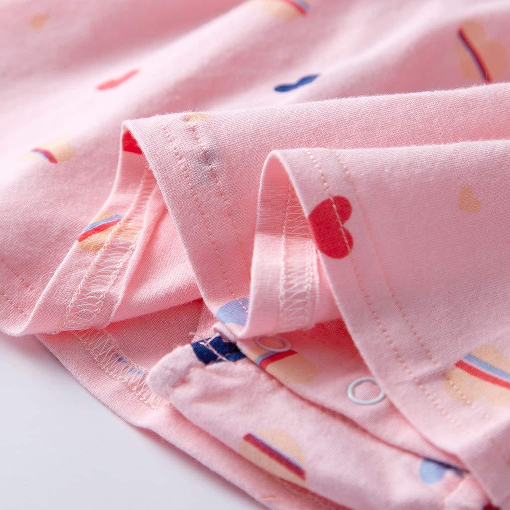 Neugeborene Kleinkind Kind Kleinkind Baby M/ädchen Kurzarm Blumenkleid Princess Romper Dresses Clothes Outfit Body Dress 3Monate-24Monate MOIKA Baby M/ädchen Kleider,
