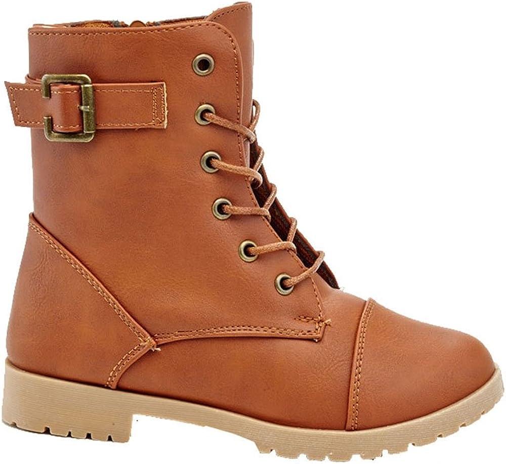 COCO Jumbo Rebel Girls Combat Boots