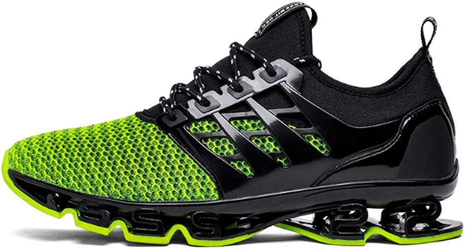 ASDFGH Zapatillas de Running para Hombre, Zapatillas de Deporte ...