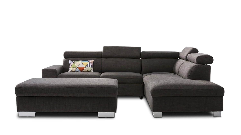 Eckcouch Kawoo Ecksofa Polsterecke Sofa Couch Günstig Günstig
