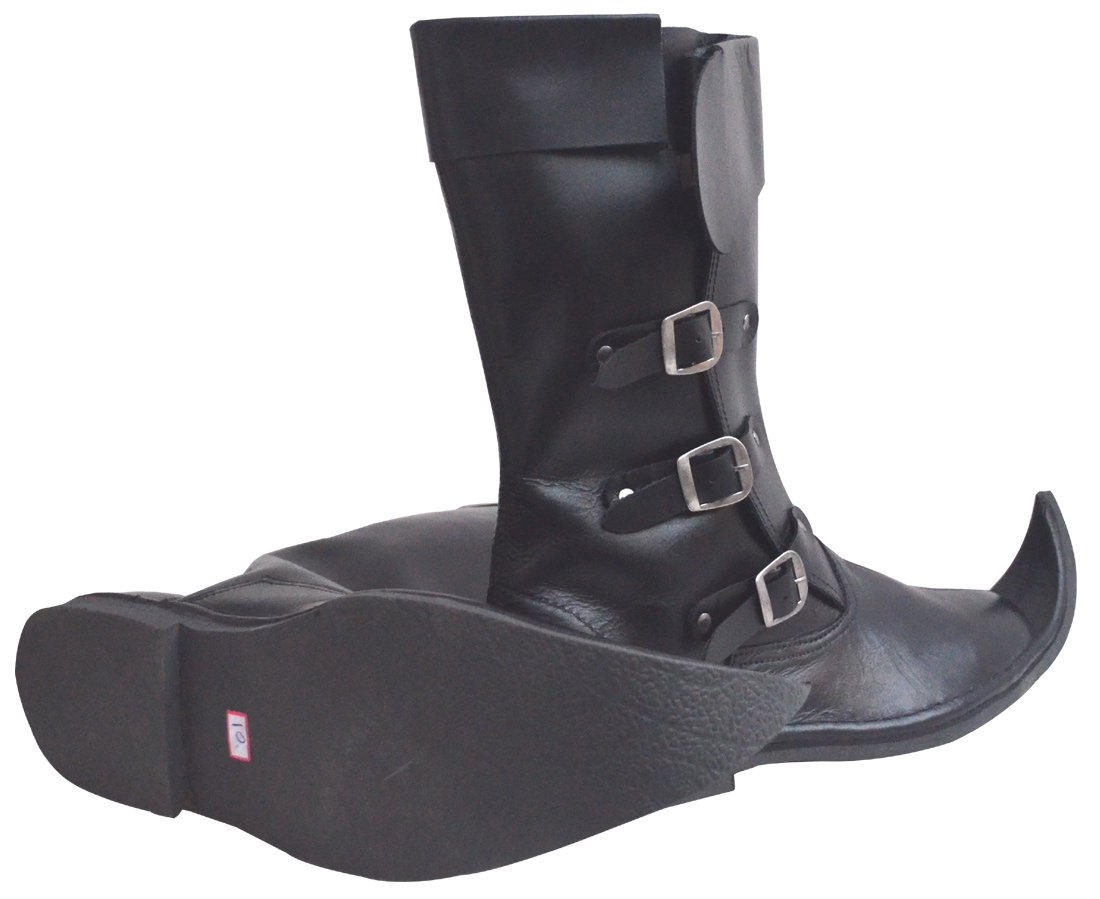 dcd2782f2e Medieval and Renaissance Men's Costume Boots & Shoes | Deluxe ...