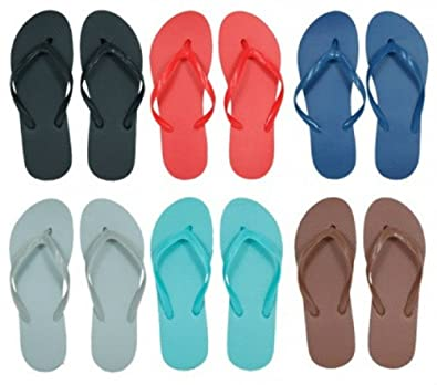 4f8688dc9ea3d Image Unavailable. Image not available for. Color  JC s Wholesale Women s  Flip Flops ...