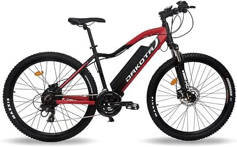 URBANBIKER Bicicleta eléctrica Dakota: Amazon.es: Deportes y aire libre