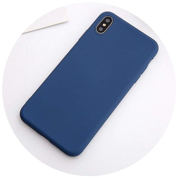 Amazon.com: Official Liquid Phone Case for iPhone 7 8 6 6s ...