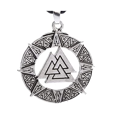 Amazon.com: LiLiMeng - Collar con colgante de amuleto de ...