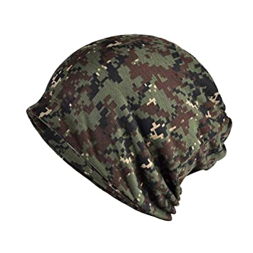 0853f2d2bb5c5 Amazon.com   Clearance Sale! Camo Beanie Hats Skull Cap for Women ...