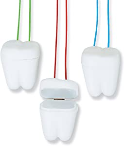 Fun Express Tooth Saver Necklaces - 144 Per Pack