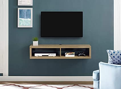 Wooden History Floating Wooden Tv Wall Mount Shelf Tv Consolewooden
