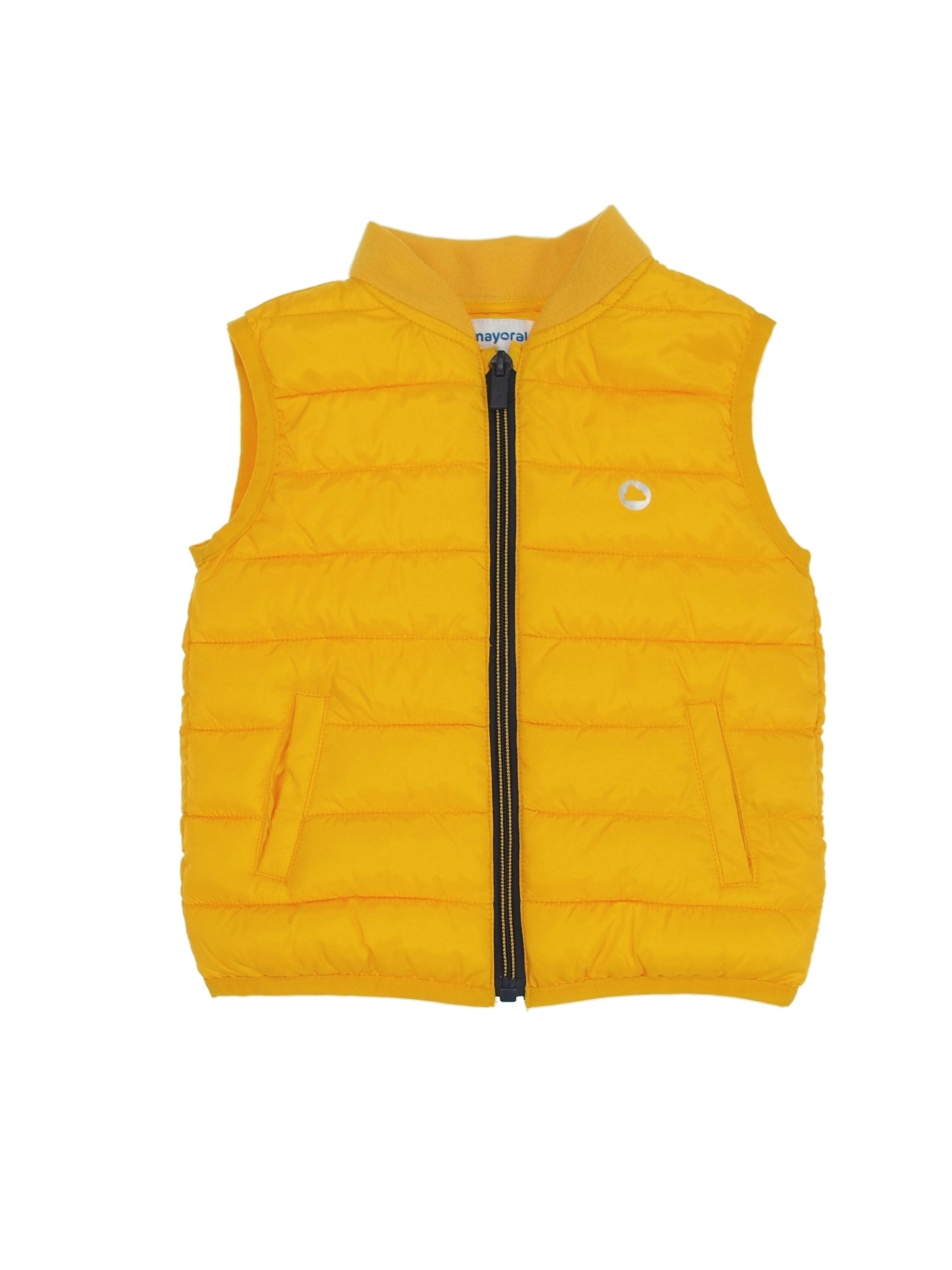 Mayoral 28-01444-061 - Padded Vest for Baby-Boys 12 Months Sun by Mayoral