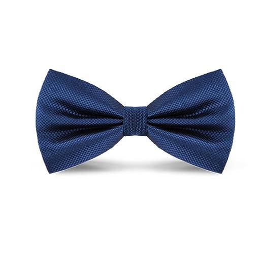 YIWU Hombres Negocios Ropa Formal Corbata Masculina Casarse con ...