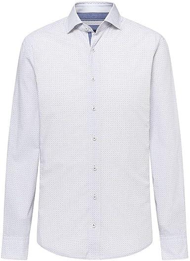 Hackett London Mini Target MT Print Camisa para Hombre: Amazon.es: Ropa y accesorios