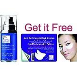 Suero Lift Anti Arrugas Contorno de Ojos con Argireline 10% (efecto botox), Ácido Hialuronico y Vitaminas E & A ( RETINOL) 15 ml