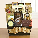 Something for Everyone Premium Gourmet Gift Basket | Office Gift Idea
