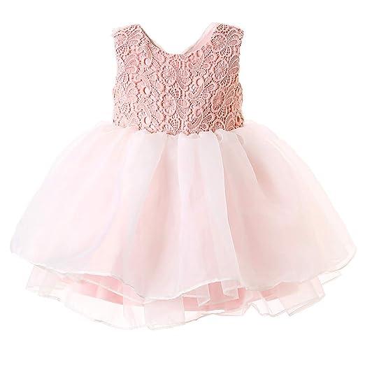 Vestido de Fiesta Princesa Niña Bebé Disfraz de Ceremonia ...