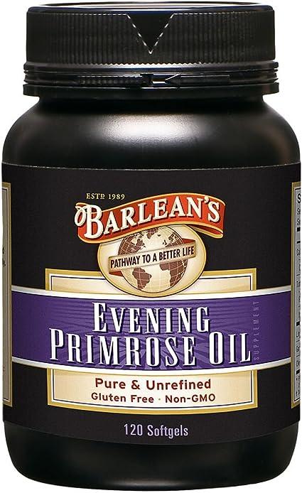 Amazon.com: Barleans Organic Oils 120 cápsulas de ...