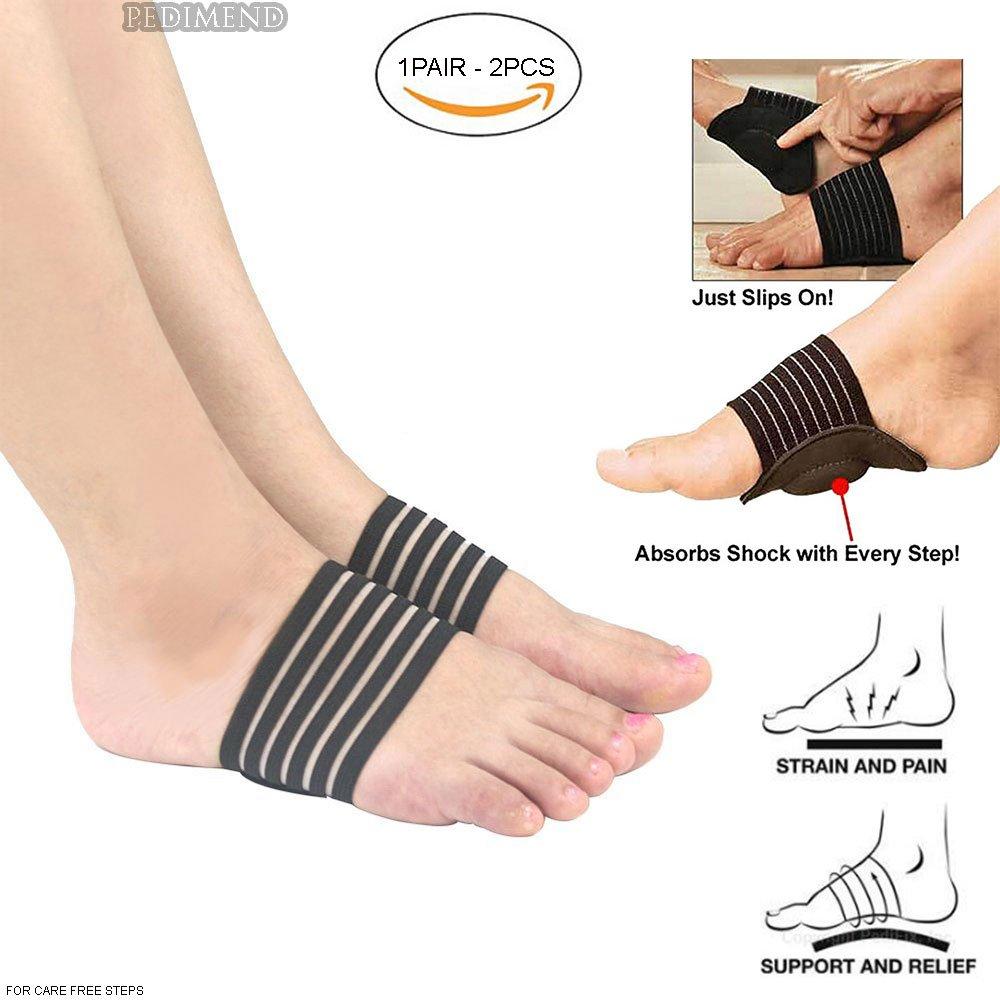 pedimendtm Plantarfasziitis Kompression Socken mit Arch Support ...