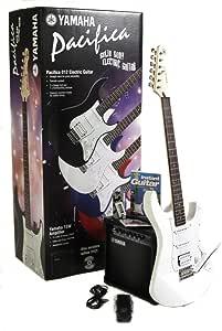 Yamaha Pacifica 012 - Guitarra eléctrica (con paquete básico ...