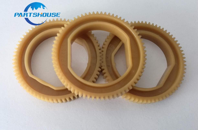 Printer Parts 1Sets Original New Upper fuser Gear for Xerox 4110 4112 4127 4595 4590 1100 900 9000 D95 D110 D125 Copier Parts Roller