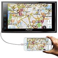 "Central Multimídia Pioneer SPH-DA138TV 6.2"" Touch/TV/BT/USB/Android/Apple, Pioneer, SPH-DA138TV, Centrais Multimídia"