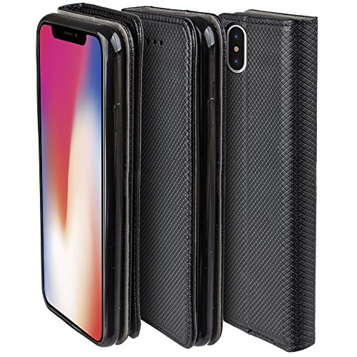 custodia iphone x libretto