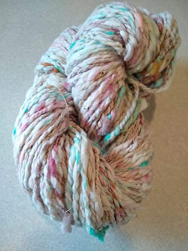 Amazoncom Handspun Yarn Art Yarn Cotton Yarn Cotton 1 Skein