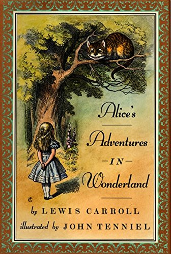 Image result for alice in wonderland book