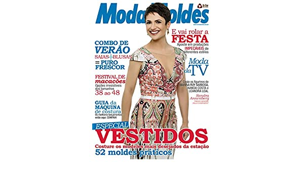 Moda Moldes 68 (Portuguese Edition) - Kindle edition by On Line Editora. Arts & Photography Kindle eBooks @ Amazon.com.