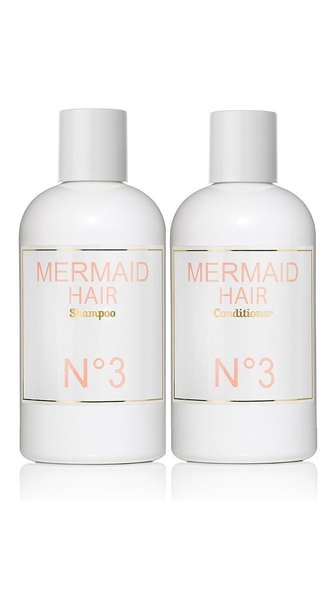 12 oz Mermaid No3 Shampoo & Conditioner