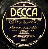 Guy Lombardo: Guy Lombardo #4 Recorded 1937 - 1943