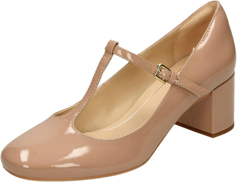 TALLA 37.5 EU. Zapato De Corte De Clarks Orabella Helecho Mujer T