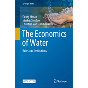 The Economics of Water: Rules and Institutions (Springer Water)