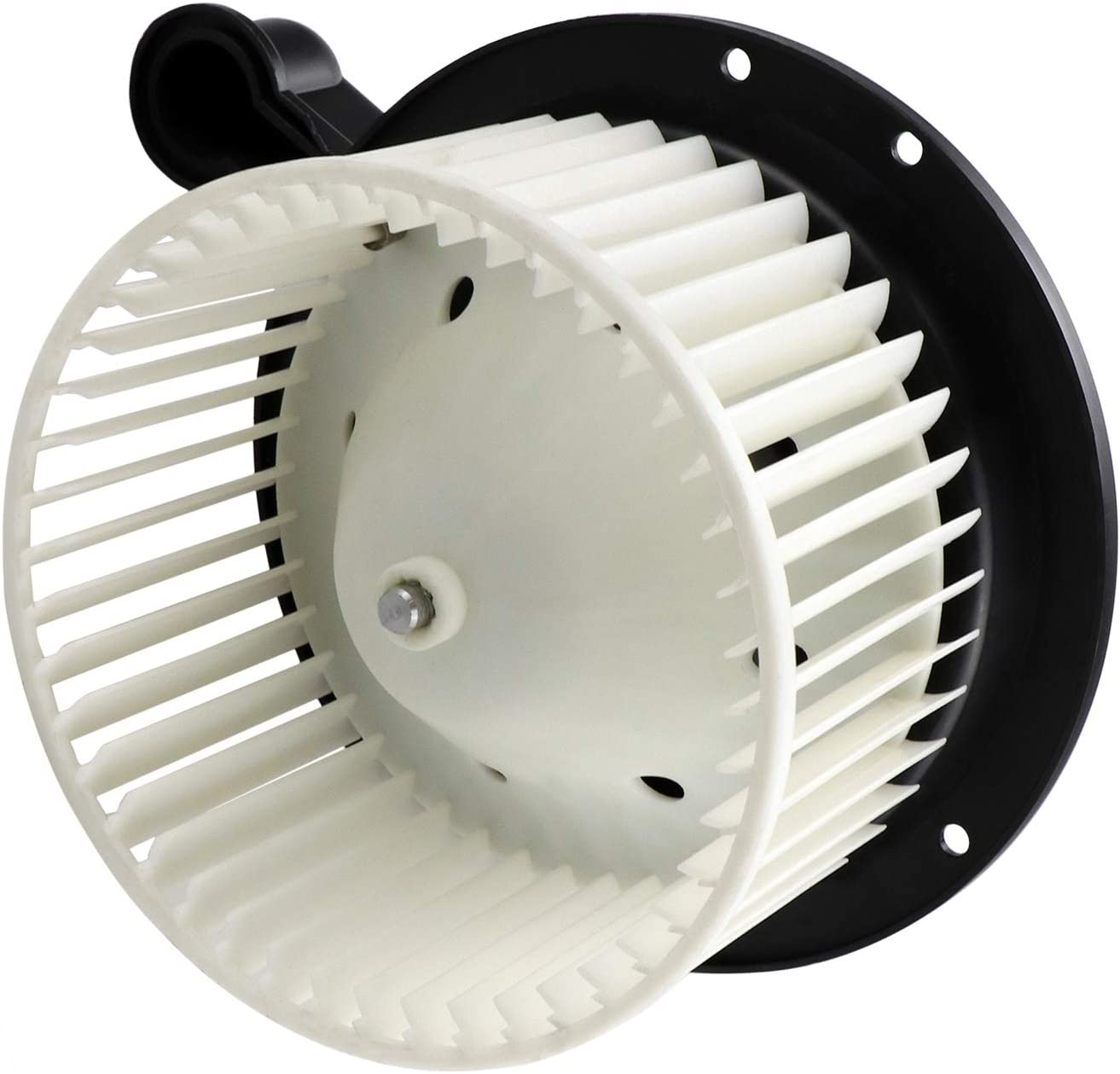 HVAC Blower Motor with Fan Cage 700020 Fit For 2002-2005 Ford Explorer 2002-2003 Ford Explorer Sport Trac Replaces 1L2Z 19805 EB 2002-2005 Mercury Mountaineer