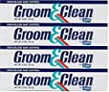 Groom & Clean Greaseless Hair Control, 4.5 oz (Pack of 4) by Suave