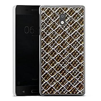 Nokia 3 Hülle Case Handyhülle Maschendraht: Amazon.de: Elektronik