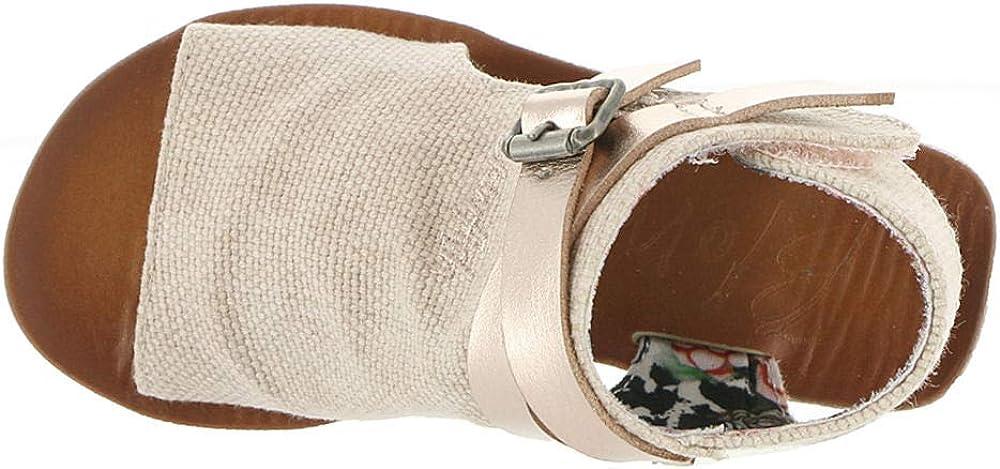 Blush Racher Canvas//Rosegold D 7 Blowfish Malibu Defsie T Shoes