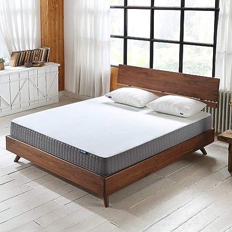 Colchón de tamaño completo, Sweetnight colchón de espuma de memoria de gel de 20,3 cm ...