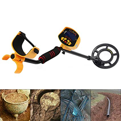 BSTOOL MD-3010II Metal Detector High Accuracy Waterproof Outdoor Gold Digger with Sensitive Search Coil