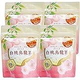 白桃烏龍茶 ティーバッグ 凍頂烏龍茶葉使用 (2.5g×8P×4袋)