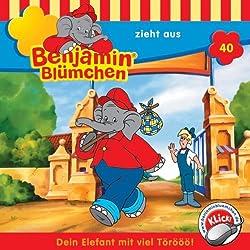 Benjamin zieht aus (Benjamin Blümchen 40)