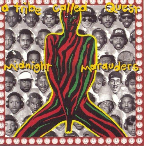 Vinilo : A Tribe Called Quest - Midnight Marauders [Explicit Content] (LP Vinyl)