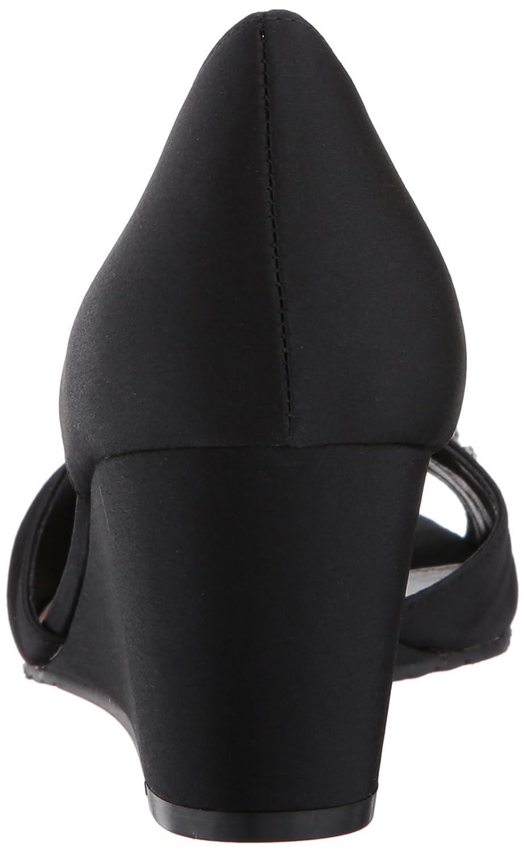 Nina Women's Emiko Dress Pump B01N6WFY9O 8 B(M) US Black